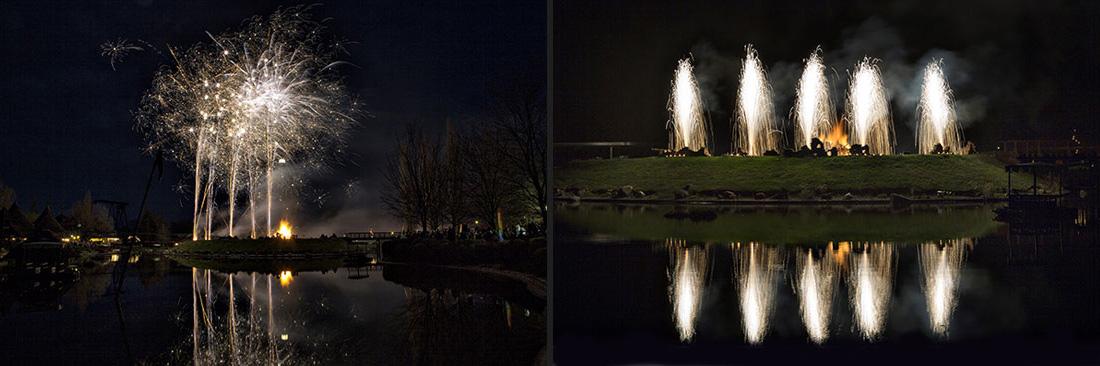 Walpurgisnacht im Heidepark
